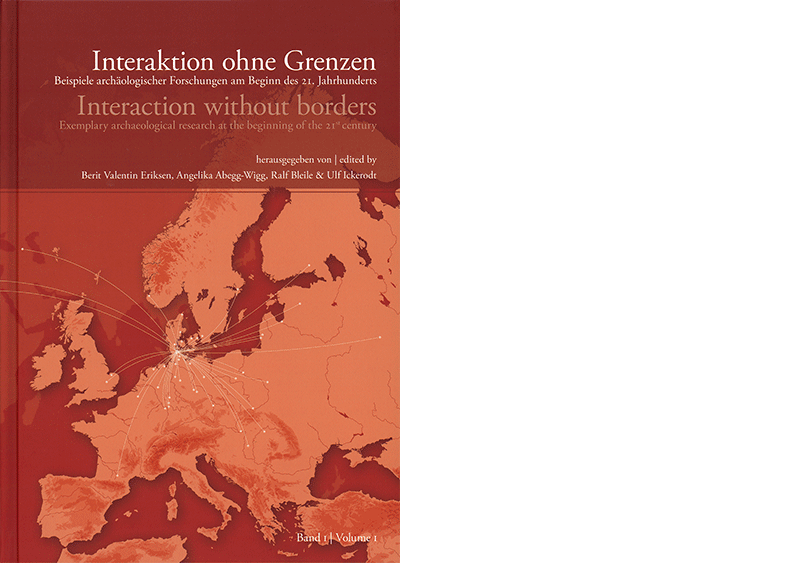 Eriksen / Abegg-Wigg / Bleile / Ickerodt (Hgg.): »Interaktion ohne Grenzen / Interaction without borders«, Schleswig 2017